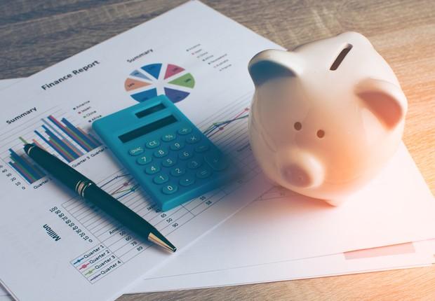 porquinho, cofre, investimento, poupança, planejamento (Foto: Thinkstock)