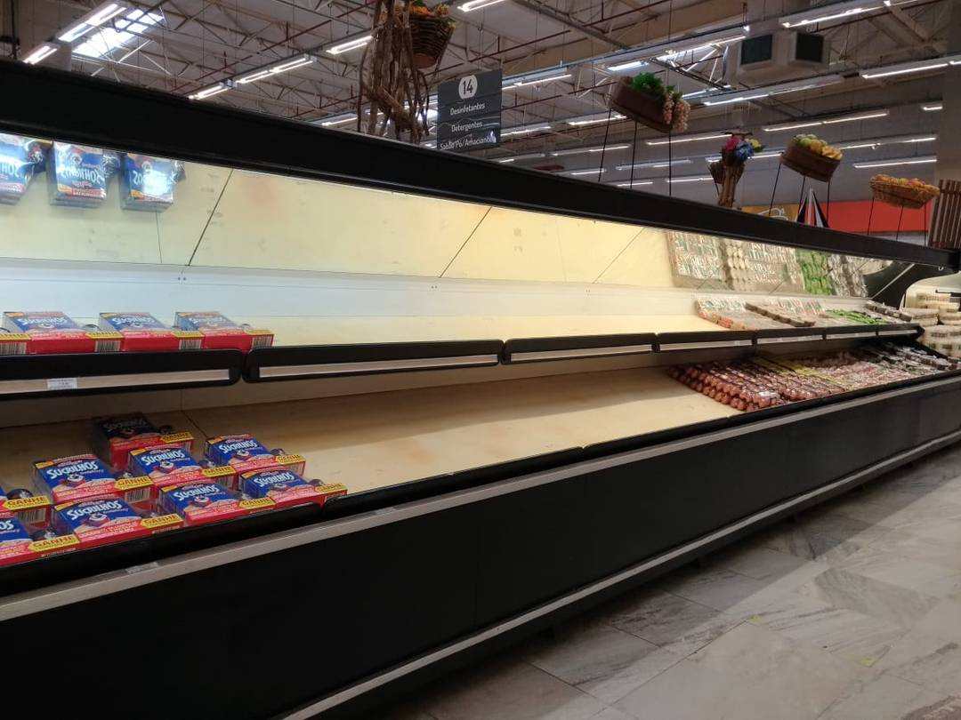 Supermercado GBarbosa em Lauro de Freitas, na Bahia
