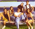 Elenco de 'Malhação' em 1995 | CEDOC/TV Globo