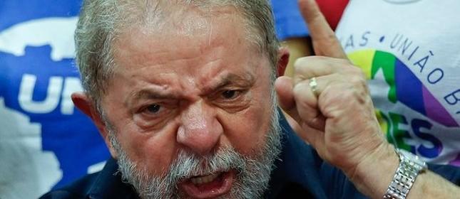 Lula fala sobre a condução coercitiva (Foto: G1)