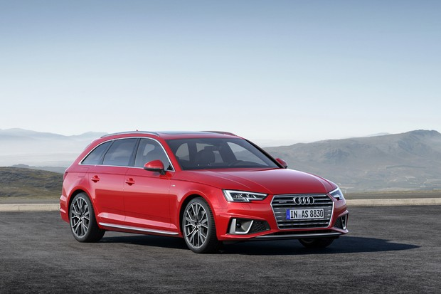 Audi A4 Avant 2018 (Foto: divulgação)