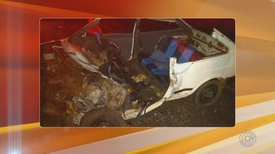 Motorista morre em acidente entre carro e caminhão em Sud Mennucci