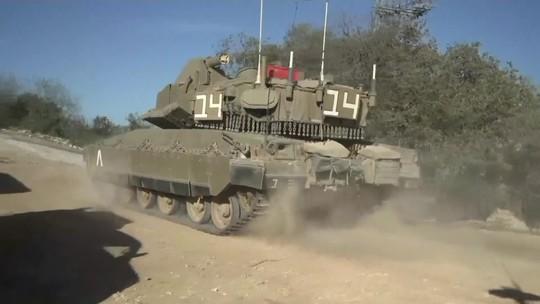 Israel lança ataque na Síria contra alvos do governo local e do Irã