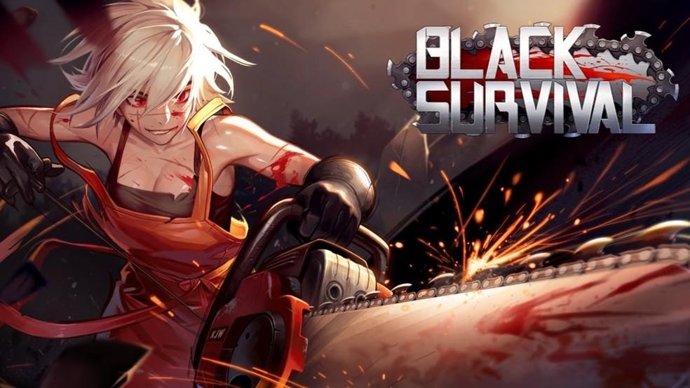 Em Black Survival, dez jogadores em uma ilha batalham pela sobrevivência — Foto: Divulgação/ArchBears