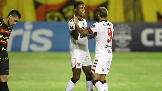 Sport x Flamengo - Série A