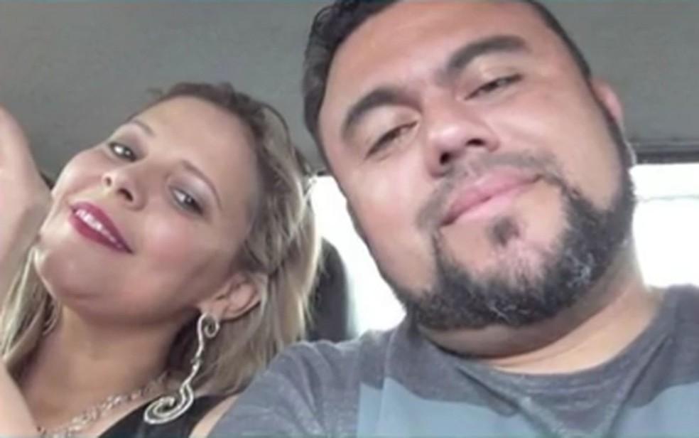 Casal morreu em acidente em Sergipe (Foto: Arquivo Pessoal)