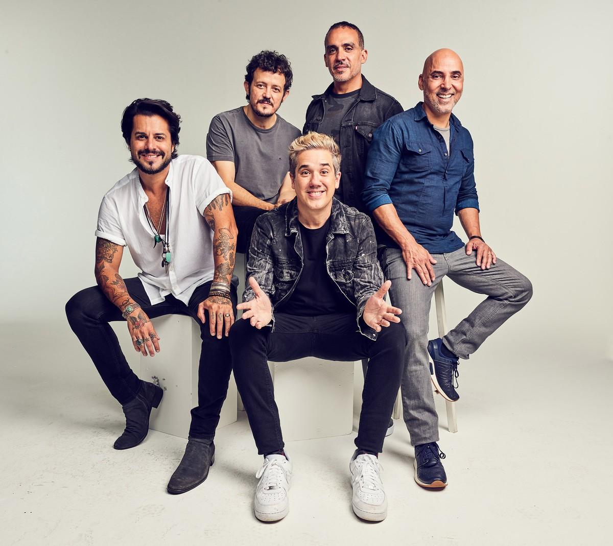 Jota Quest promove 'Guerra e paz' como single de álbum produzido por Paul Ralphes | Blog do Mauro Ferreira