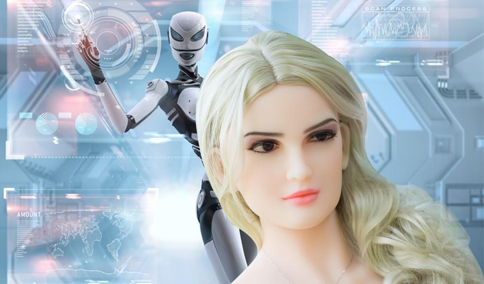 Robô Emma poderá simular a respiração em breve — Foto: Divulgação/Al-Altech