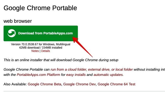 Chrome Portable: como fazer download e instalar o navegador