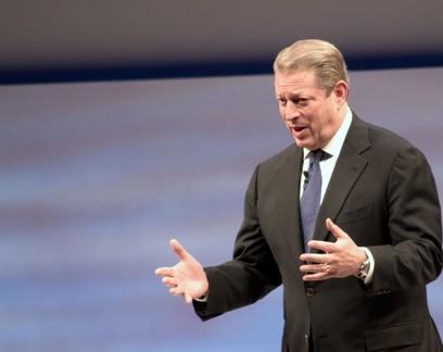 """""""Engajem-se em defender a internet da internet"""", propõe Al Gore"""