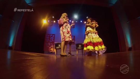 Confira como foi o incrível show de humor REFESTELÁ - 1º BLOCO