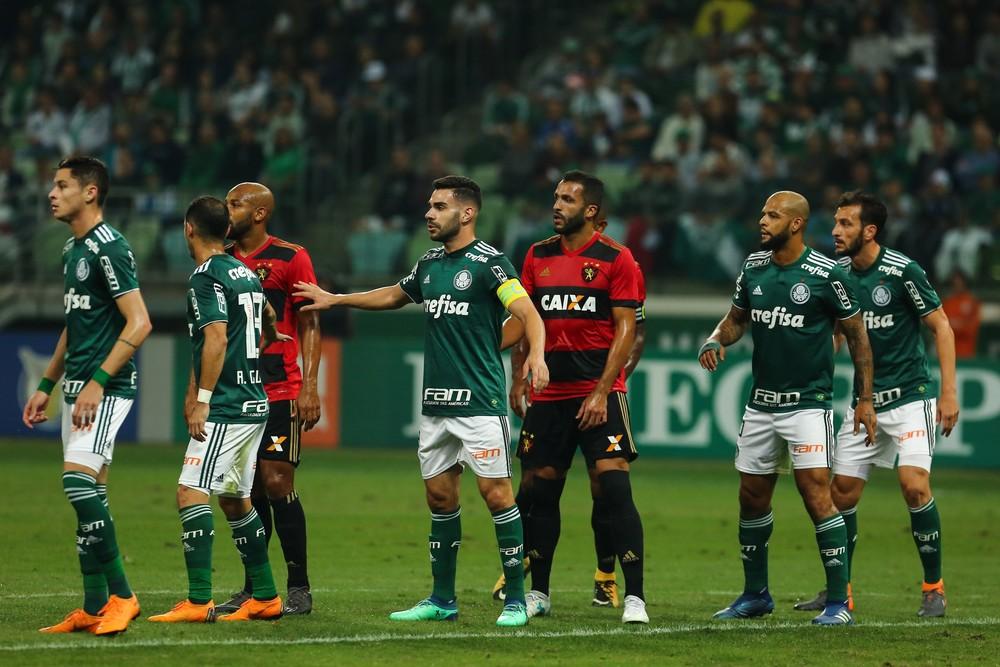 Com pênalti perdido no último minuto, Palmeiras perde por 3 a 2 do Sport - Palmeiras