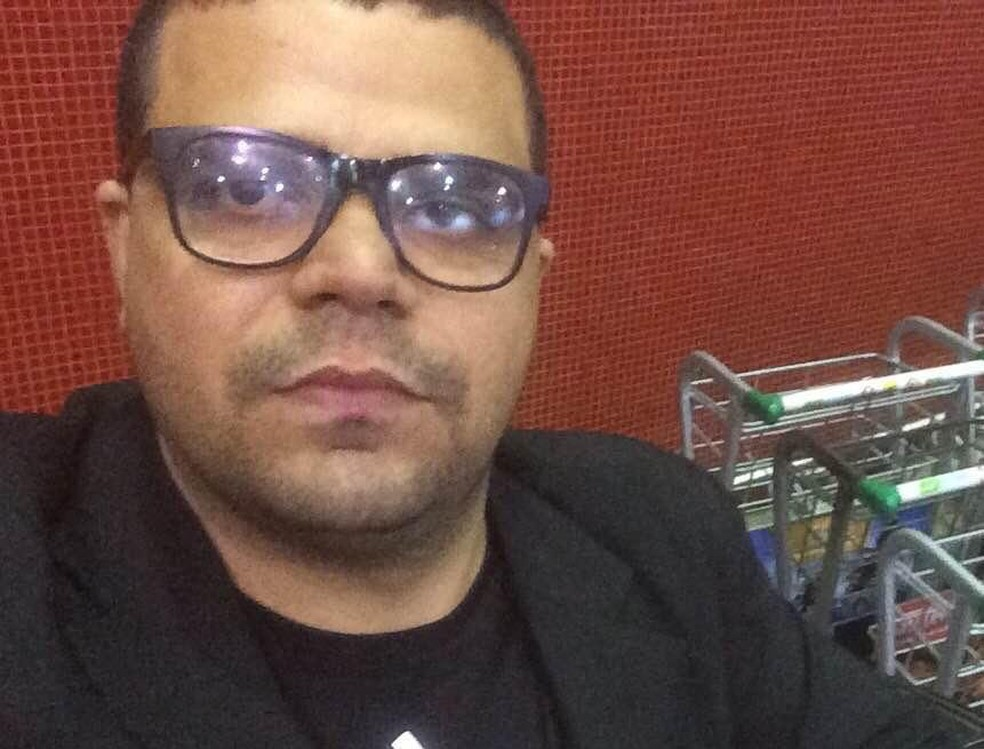 Cledison Santos, vice financeiro do ASA — Foto: Cledison Santos/Arquivo pessoal