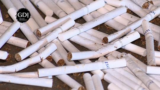 Facção criminosa controlava produção e distribuição de cigarros de marcas paraguaias no RS, diz polícia