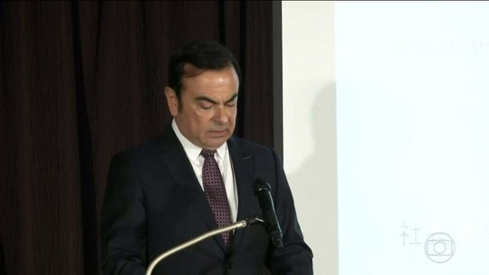 Conselho de Administração da Mitsubishi também decide afastar Carlos Ghosn