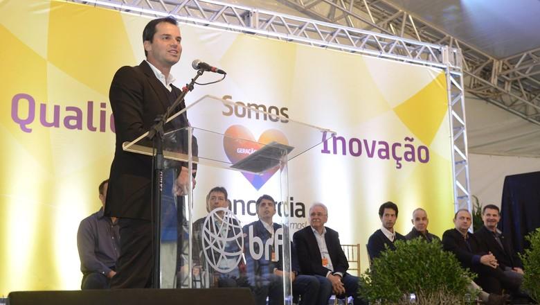 Pedro Faria, ex-presidente da BRF (Foto: Reprodução/Facebook )
