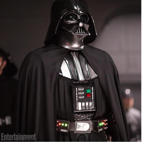 Darth Vader brilha em novas imagens de 'Rogue One - Uma História Star Wars'  - Monet | Filmes