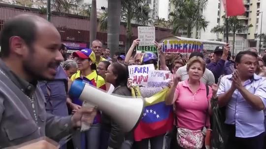 GloboNews Internacional mostra os capítulos finais da crise na Venezuela