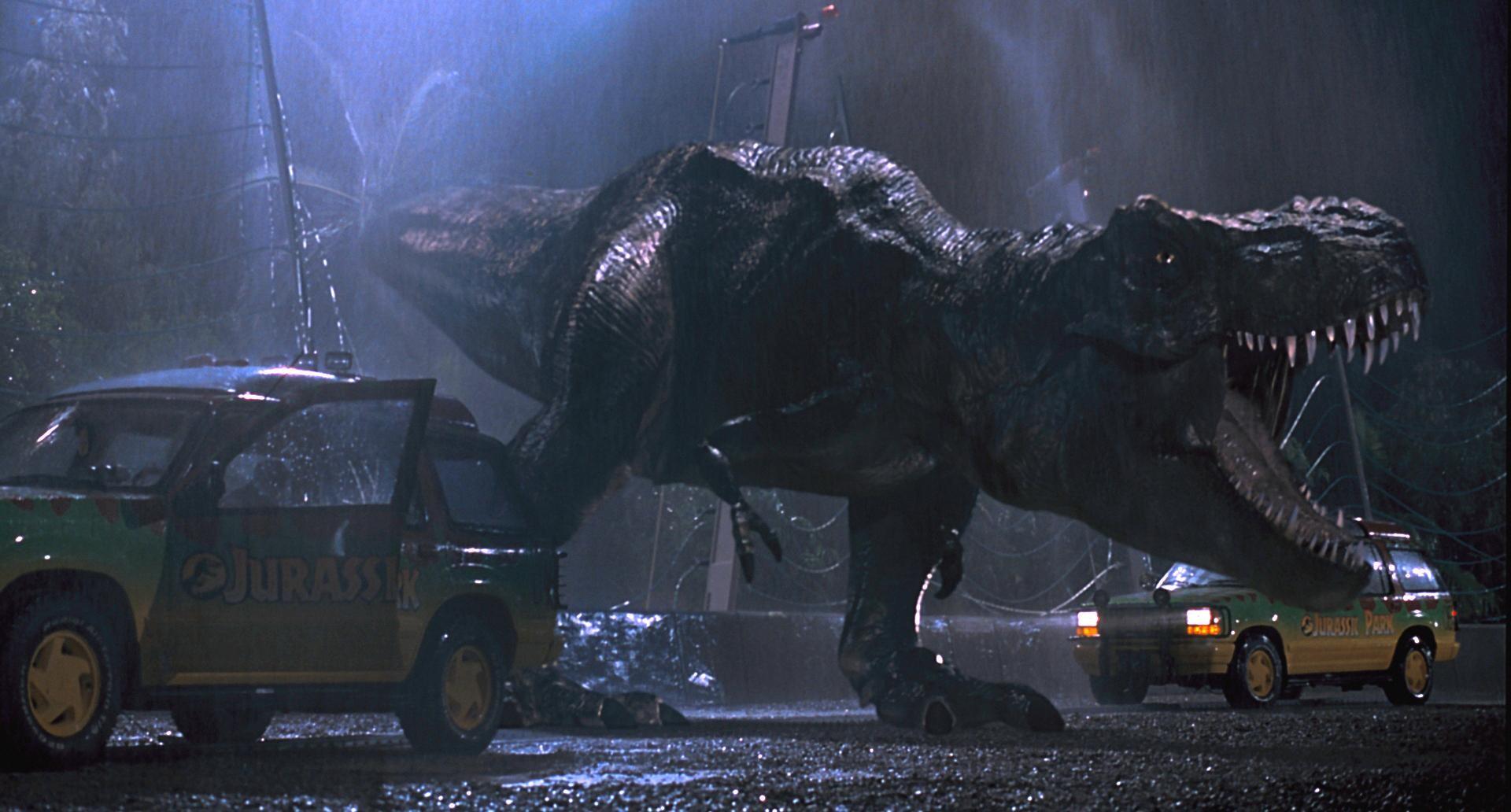 Jurassic Park: a franquia que vive até hoje foi iniciada pelo diretor Steven Spielberg (Foto: Divulgação)