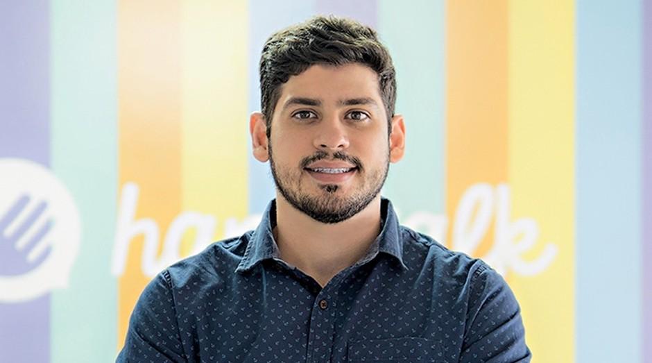 Ronaldo Tenório, fundador da Hand Talk (Foto: Divulgação)