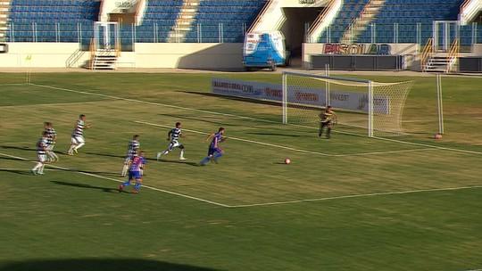 Gaúcho elogia poder de reação do Ita, celebra gol e assistência