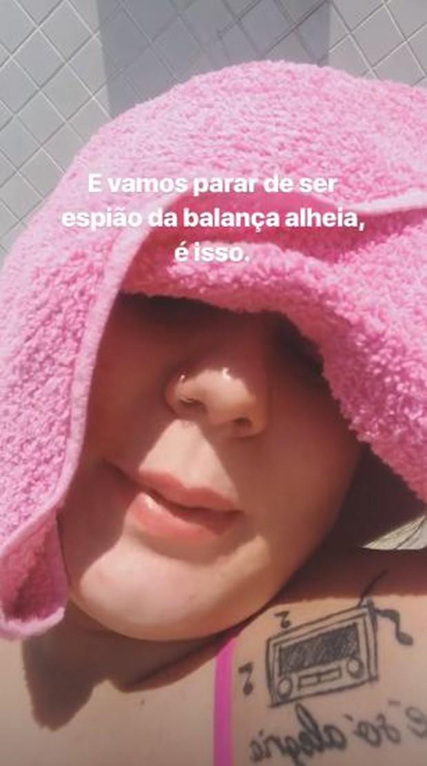 A ex-BBB Maria Claudia (Foto: Reprodução/Instagram)