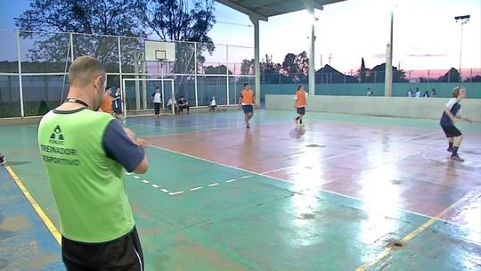 Na reta final da Copa da Juventude time reforça treinamento para manter o foco na competição