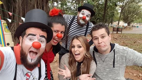 O Mais Caminhos fica ainda mais divertido com a presença da turma 'Kombi No Circo'