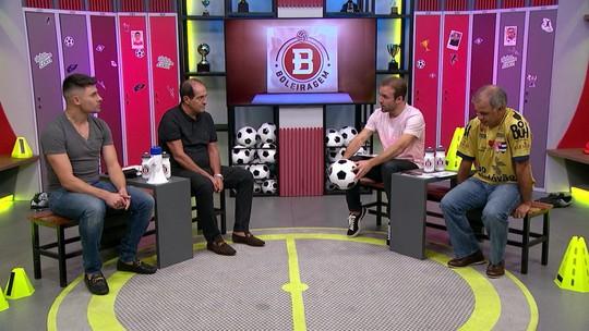 Boleiragem: Alex, ex-Internacional e Corinthians, anuncia a aposentadoria