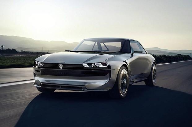 Peugeot e-Legend (Foto: divulgação)