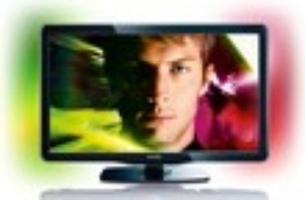 "TV LED 40"" Philips 40PFL6605D"