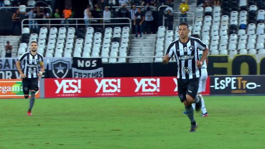 Diego Souza oferece gol para sua mãe e ainda acredita na classificação na Taça Rio
