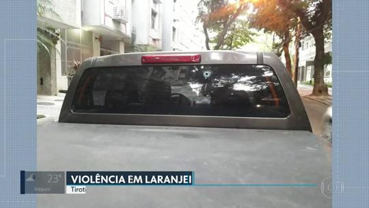 Tiroteio assusta moradores de Laranjeiras, na Zona Sul do Rio