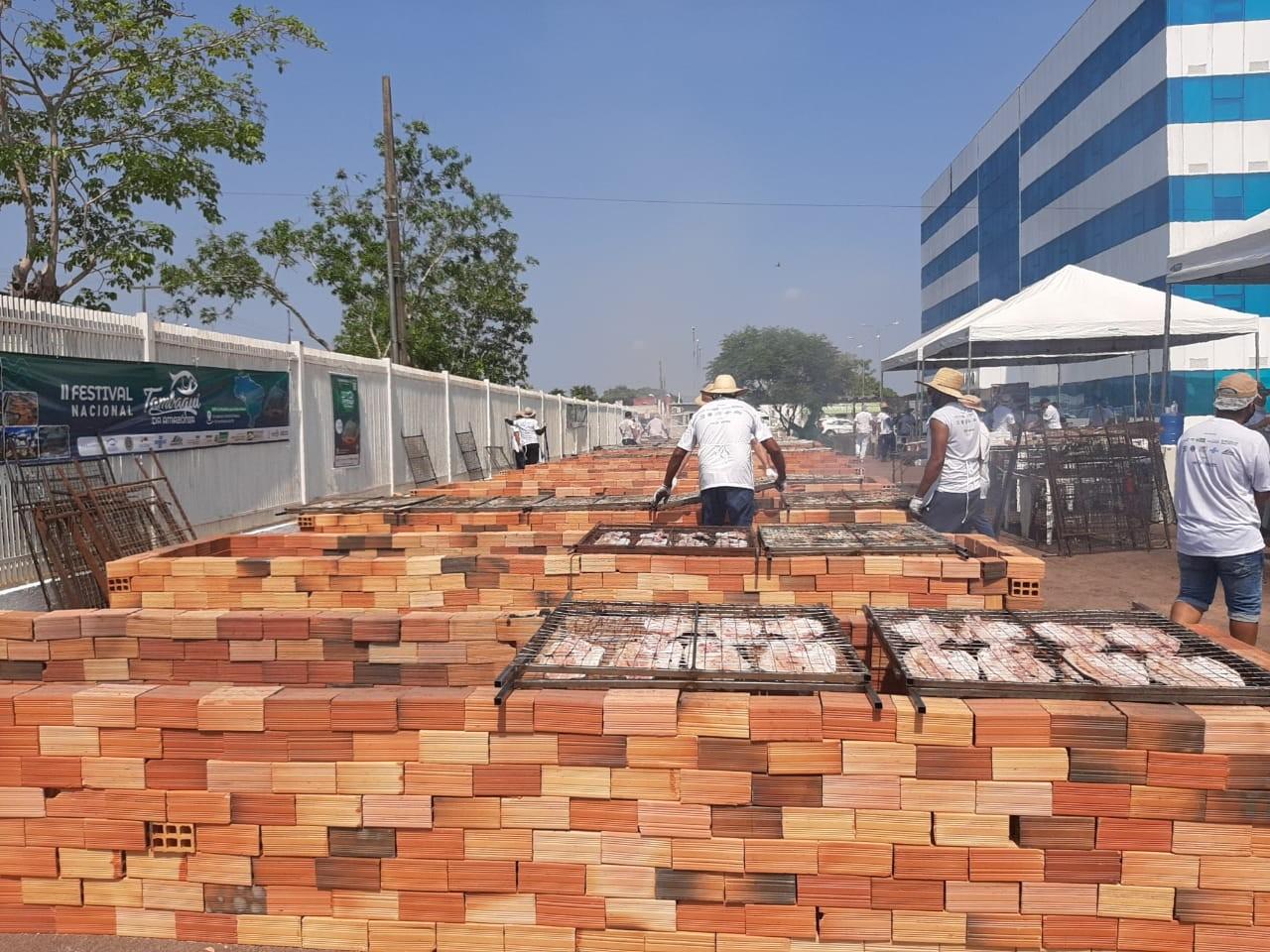 Festival do Tambaqui leva peixe rondoniense para todas as capitais do país