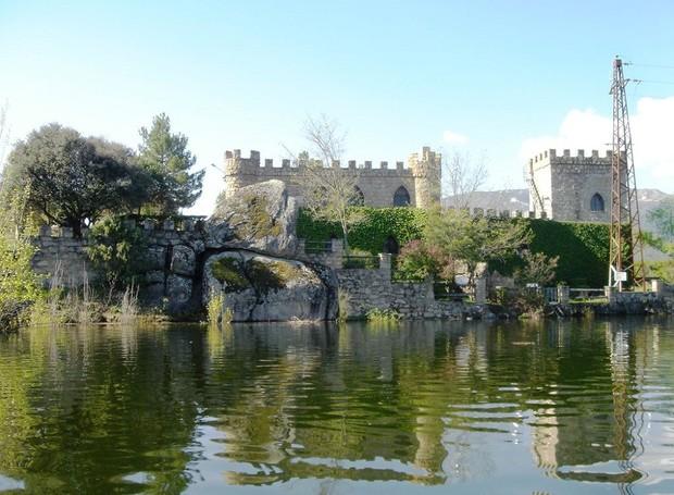Castelo em Castela e Leão, Espanha (Foto: Divulgação)