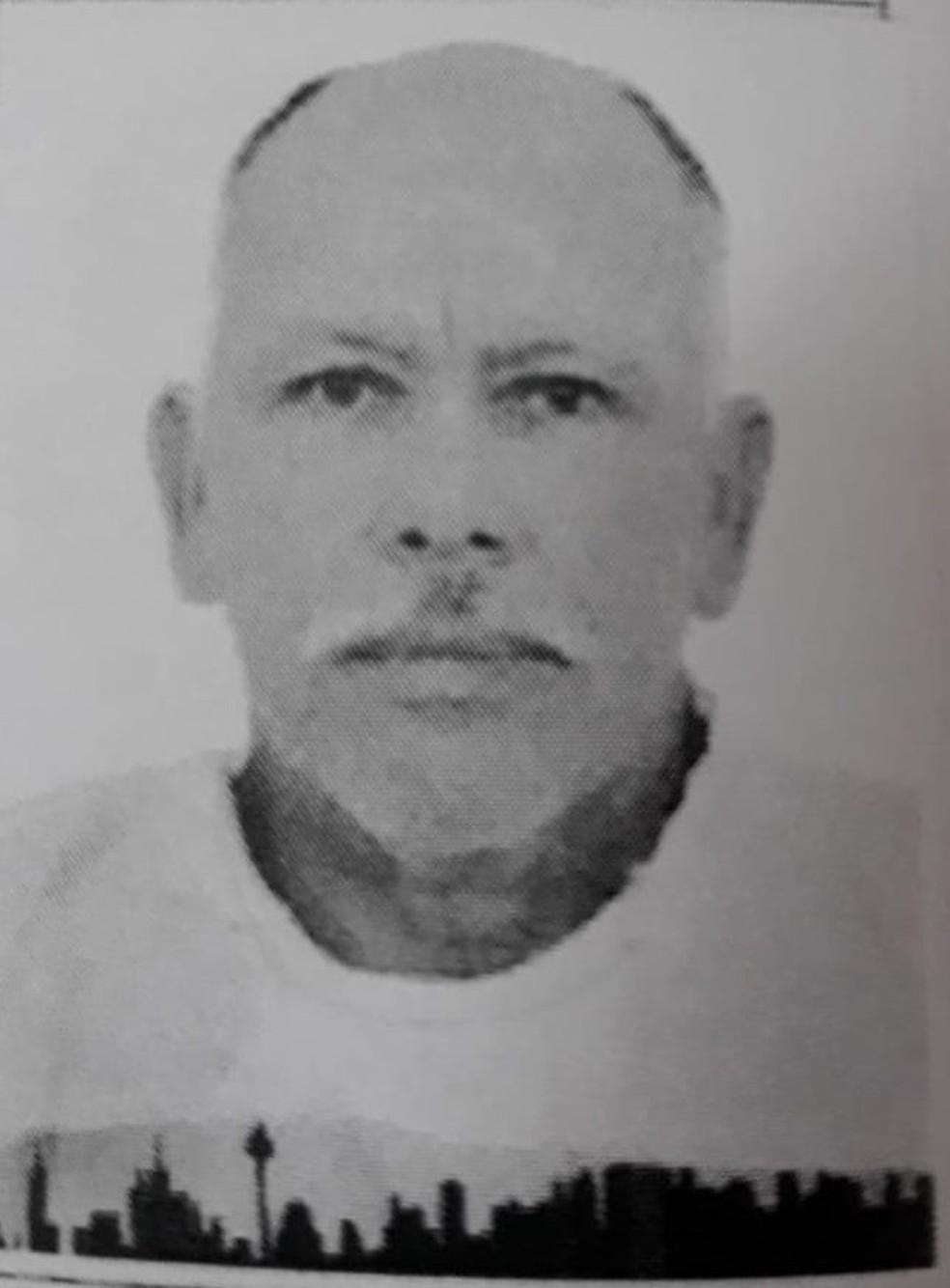 Suspeito de matar advogada e o marido em Peruíbe (SP) está foragido — Foto: Divulgação