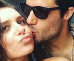 Monica Iozzi e Gabriel Moura | Reprodução