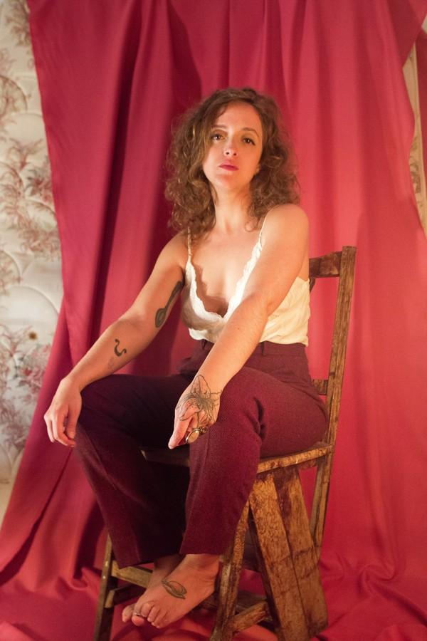 Laura Lavieri  (Foto: Karin Santa Rosa)