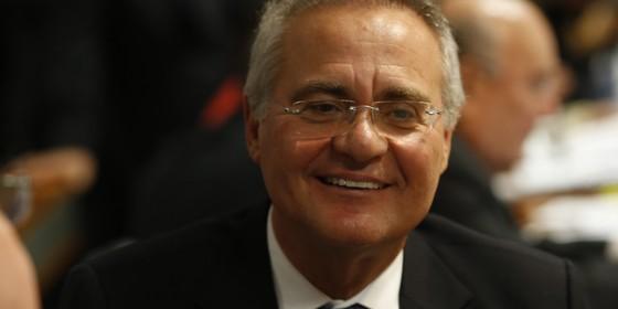O senador Renan Calheiros (Foto: PMDB Nacional/Flickr)