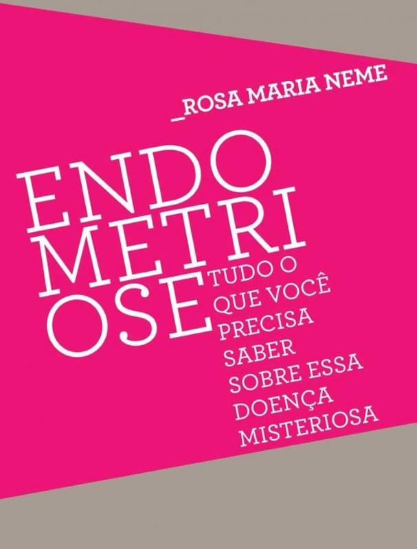 """Livro """"Endometriose"""" (Foto: Divulgação)"""