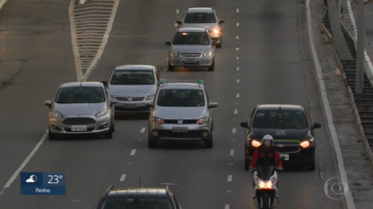 Novas regras do Código de Trânsito Brasileiro começam a valer na segunda-feira (12)