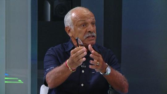 """Júnior vê Rueda sem """"DNA do Flamengo"""" e apatia no time: """"Parece que joga por formalidade"""""""