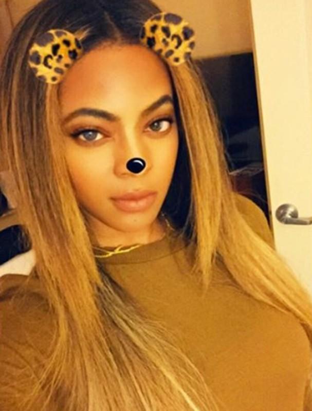 Clone da Beyoncé (Foto: Instagram/Reprodução)