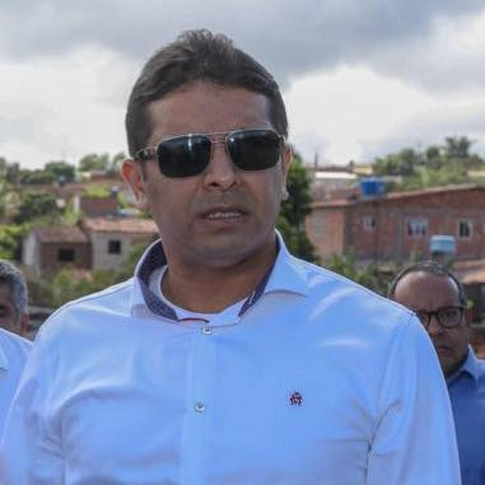 Deputado federal Fernando Rodolfo (PHS-PE) — Foto: Reprodução/Facebook