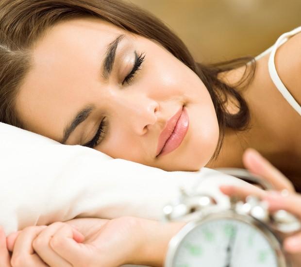 sono_mulher_dormindo (Foto: Shutterstock)