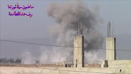 Bombardeios israelenses contra alvos na Síria deixam três militares mortos