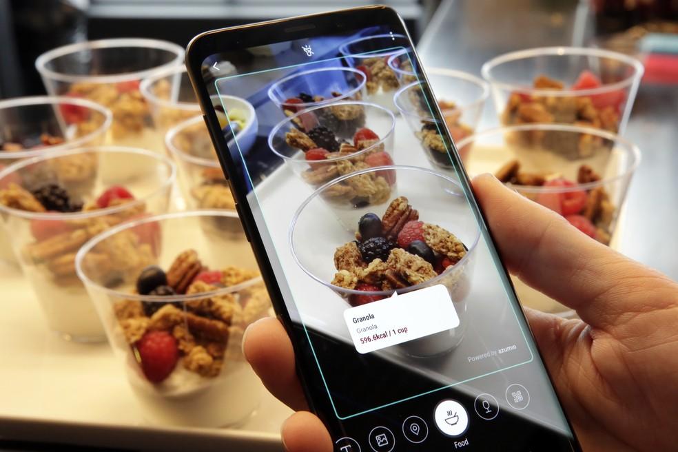 Custo de produção do Samsung Galaxy S9 Plus é quase o mesmo do iPhone XS Max — Foto: Richard Drew/AP