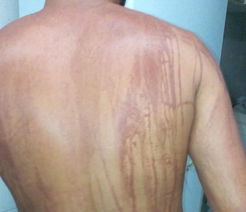 Caso aconteceu na cidade de Ilhéus — Foto: Arquivo Pessoal