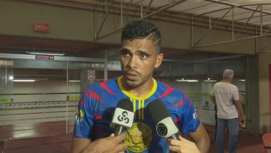 """""""Se a gente fosse o Plácido do 2º no 1º (tempo), o jogo teria sido outro"""", destaca Ismael"""