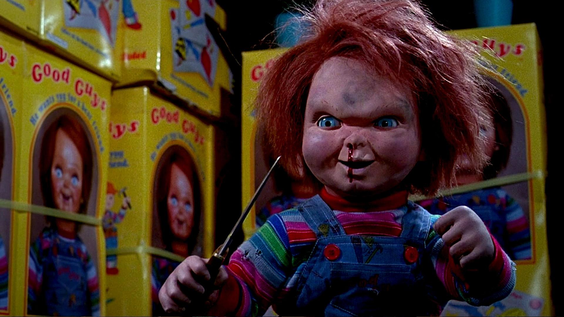 O boneco assassino Chucky (Foto: Reprodução)
